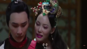 Rebirth_Prince Yu and the nasty princess