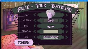 Dr Franks Build A Boyfriend_Design Your Boyfriend