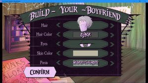 Dr Franks Build A Boyfriend_Design Your Boyfriend