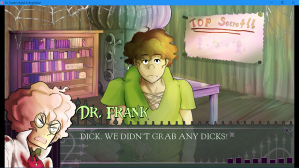 Dr Franks Build A Boyfriend_Dr Frank and His Assistant Iggs